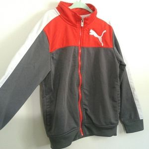 EUC Puma Boys Active Top | Training Sweatshirt